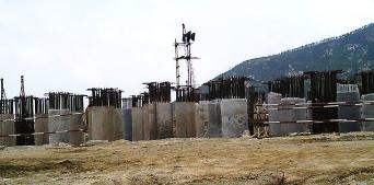 珠海LNG项目施工现场